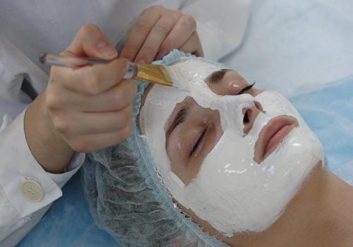 альгинатная маска процедура